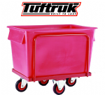 Plastic Container Truck - Balance Wheel Model